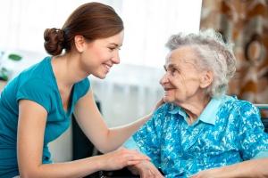 senior care giver